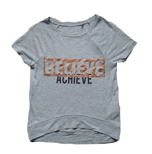Next Grey T-Shirt - Stockpoint Apparel Outlet