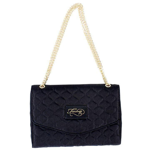 Firetrap Quilted Clutch Bag