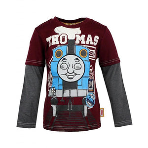 Thomas the Tank  Longsleeve T-Shirt