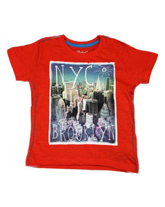 Rebel NYC Boys T-Shirt - Stockpoint Apparel Outlet