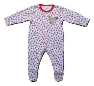 Girls Sleepsuit 1 - Stockpoint Apparel Outlet