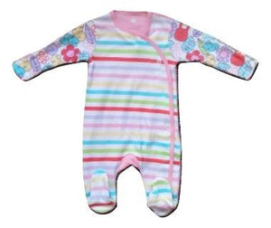 Girls Sleepsuit 7 - Stockpoint Apparel Outlet