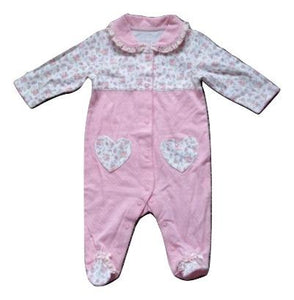 Girls Sleepsuit 8 - Stockpoint Apparel Outlet