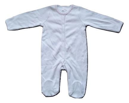 Girls Sleepsuit 12 - Stockpoint Apparel Outlet