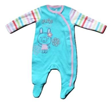 Girls Sleepsuit 14 - Stockpoint Apparel Outlet