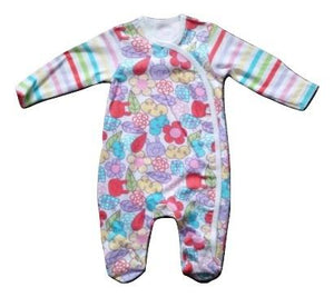 Girls Sleepsuit 18 - Stockpoint Apparel Outlet