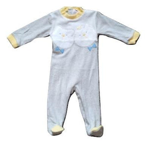 Girls Sleepsuit 24 - Stockpoint Apparel Outlet