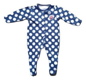 Girls Sleepsuit 25 - Stockpoint Apparel Outlet
