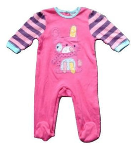 Girls Sleepsuit 30 - Stockpoint Apparel Outlet