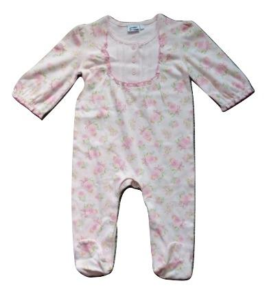 Girls Sleepsuit 37 - Stockpoint Apparel Outlet