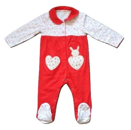 Girls Sleepsuit 38 - Stockpoint Apparel Outlet
