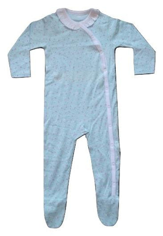 Girls Sleepsuit 40 - Stockpoint Apparel Outlet