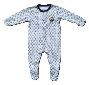 Girls Sleepsuit 45 - Stockpoint Apparel Outlet
