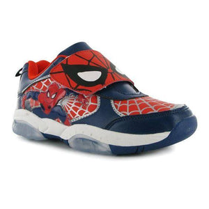 Spiderman Baby Boys Light It Up Trainers