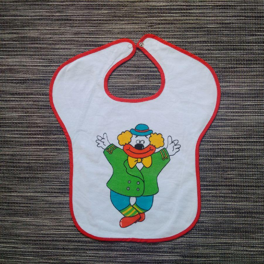 EMA Baby Boys Bibs - Red