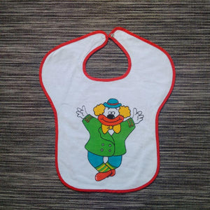 Girls Bibs - Red