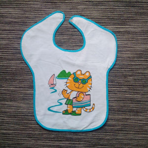 Girls Bibs - Blue