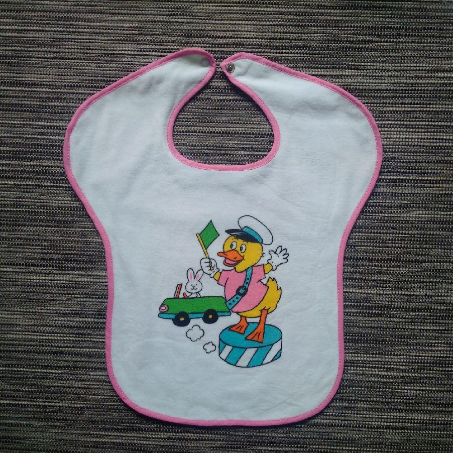 Girls Bibs - Pink - Stockpoint Apparel Outlet