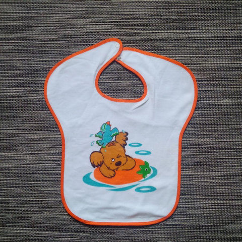 Girls Bibs - Orange - Stockpoint Apparel Outlet