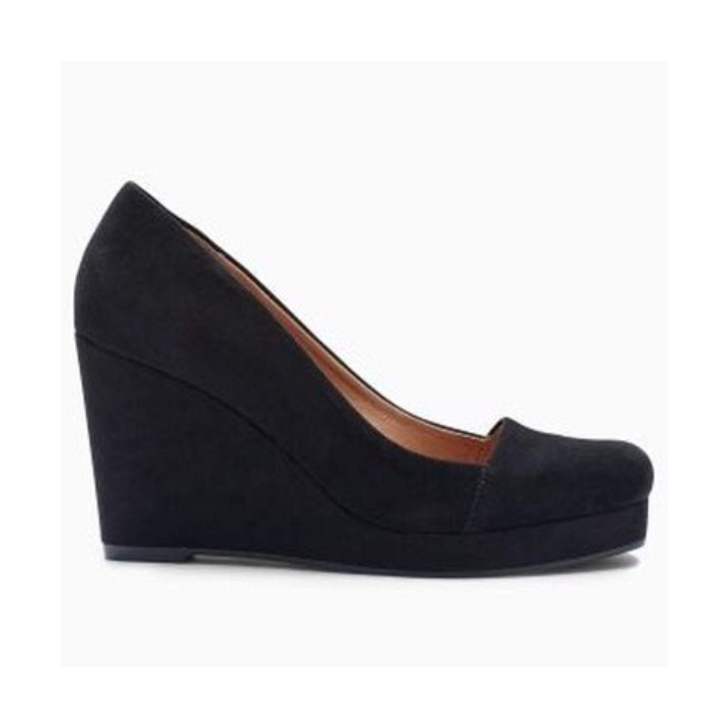 Next Square  Wedges - Black