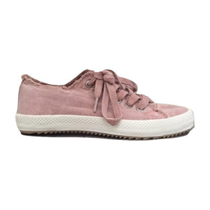 NEXT Washed Lace Ups -  Pink
