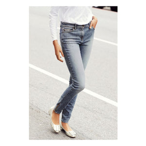 Next Ankle Skinny Blue Womens Jeans