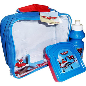 Disney Planes 3 Piece Lunch Set