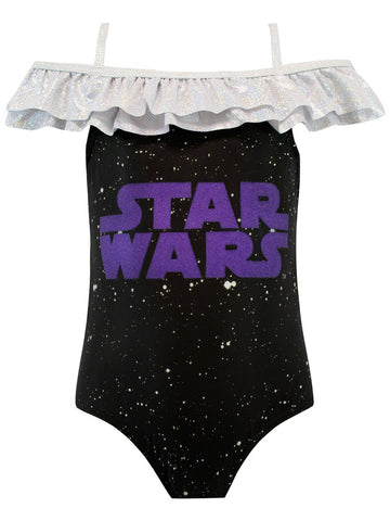 Star Wars Older Girls Swimsuit