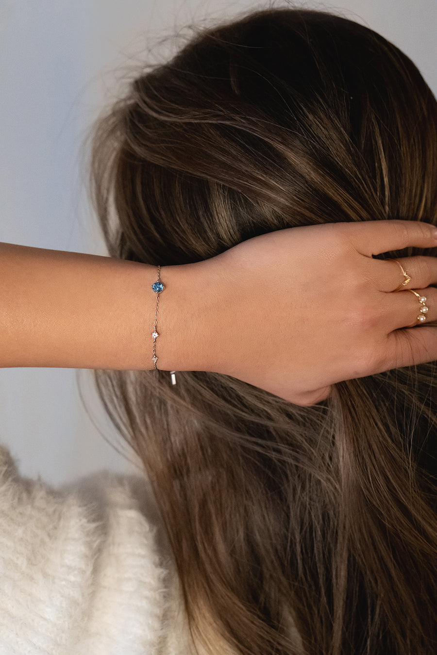 The Meta Sterling Silver Bracelet