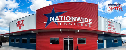 Nationwide Trailers Houston location