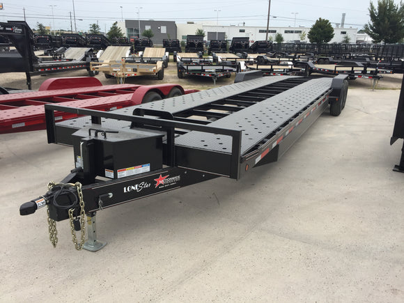 36 Ft. Heavy Duty Car Trailer