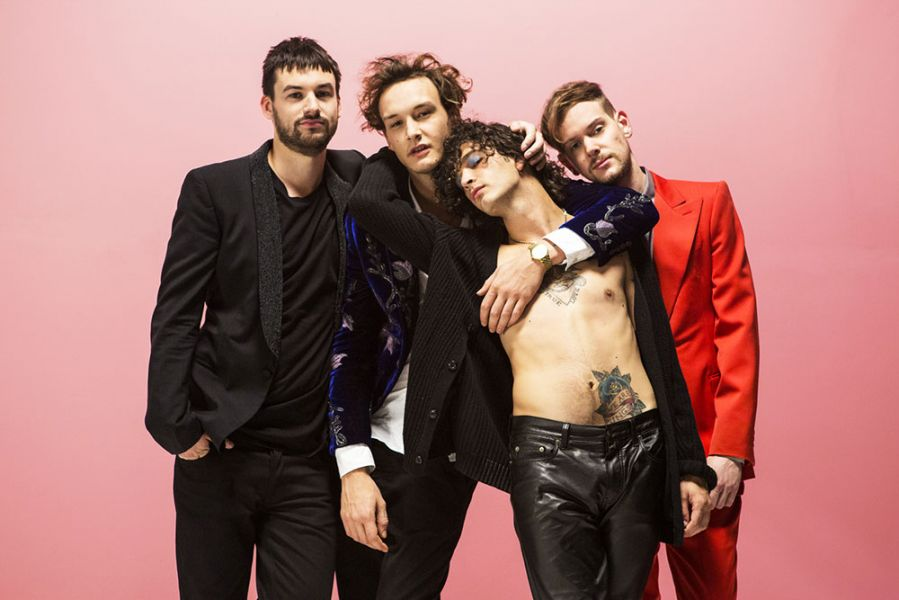 Band of the Month: The 1975