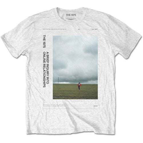 The 1975 T Shirt: ABIIOR Side Fields