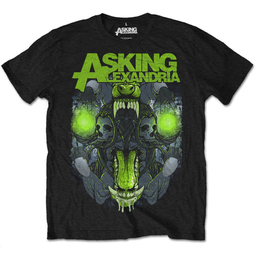 Asking Alexandria T Shirt: TSth