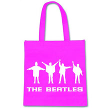 Load image into Gallery viewer, The Beatles Eco Bag: Help! Semaphore (Trend Version)
