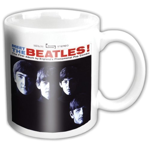 The Beatles Boxed Standard Mug: US Album Meet the Beatles
