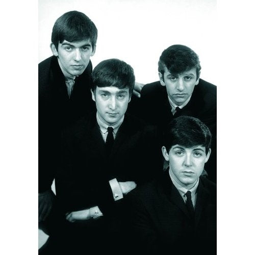 The Beatles Postcard: The Beatles Portrait (Giant)