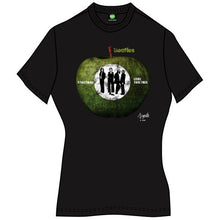 Load image into Gallery viewer, The Beatles Ladies Premium T Shirt: Something/Come Together