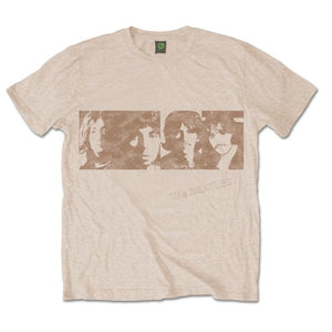 The Beatles T Shirt: White Album Faces