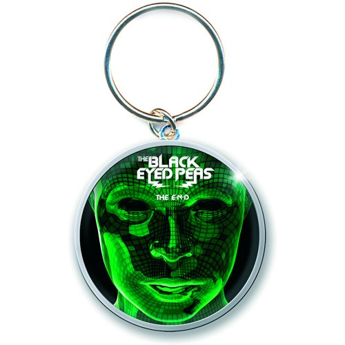 The Black Eyed Peas Keychain: The End Album (Photo-print)
