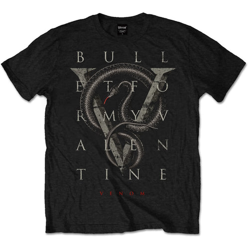 Bullet For My Valentine T Shirt: V for Venom