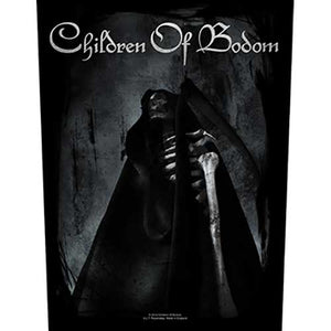 Children Of Bodom Back Patch: Fear the Reaper