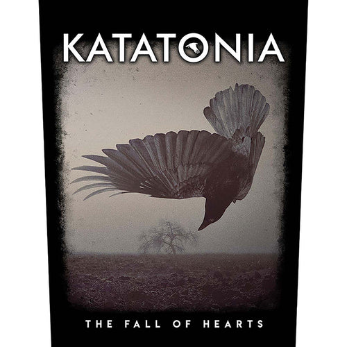 Katatonia Back Patch: Fall of Hearts
