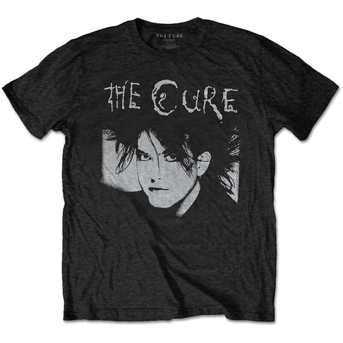 The Cure T Shirt: Robert Illustration