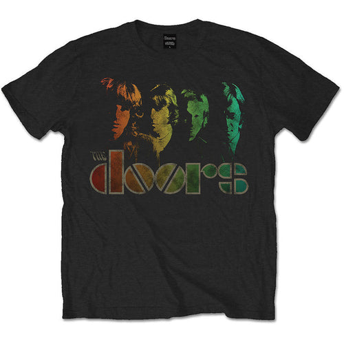 The Doors T Shirt: Spectrum