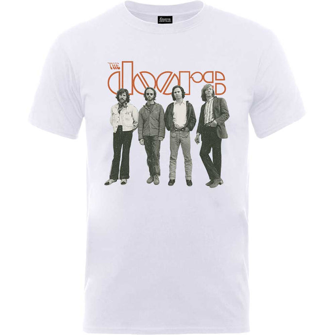 The Doors T Shirt: Band Standing
