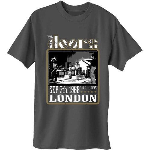 The Doors T Shirt: Roundhouse London