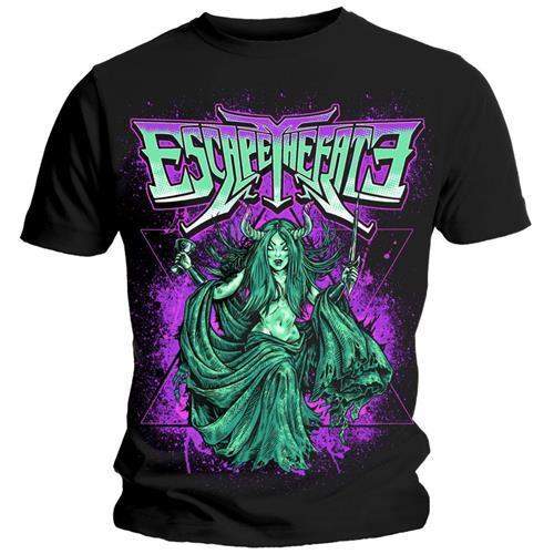 Escape The Fate T Shirt: Priestess