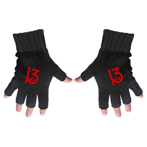 Wednesday 13 Fingerless Gloves: 13