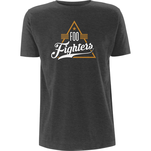 Foo Fighters T Shirt: Triangle